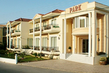 Park Hotel - first minute