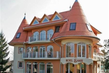 Hevíz - Hotel Sante - levně