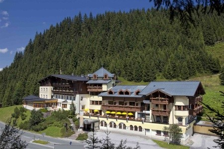 Hotel Pass Thurn V Pass Thurnu All Inclusive