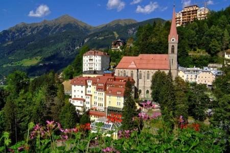 Bad Gastein, Hotel Sanotel **** - Léto Snídaně