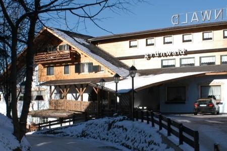 Hotel Grünwald **** Itálie Val di Fiemme/Obereggen last minute, dovolená, zájezdy 2017
