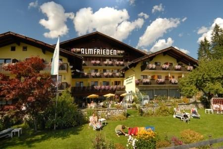 Hotel Almfrieden V Ramsau Am Dachstein Polopenze