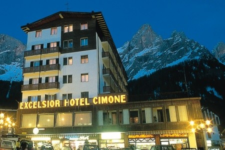 Hotel Cimone Excelsior