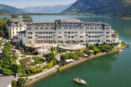 Grand Hotel Zell Am See (Ei) - hotely