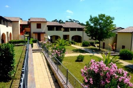 Rezidence Le Corti Di Montepitti S Bazénem Tt – Suvereto