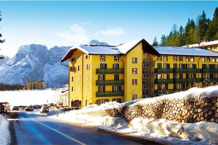 Grand Hotel Misurina**** - Zima 2020/21