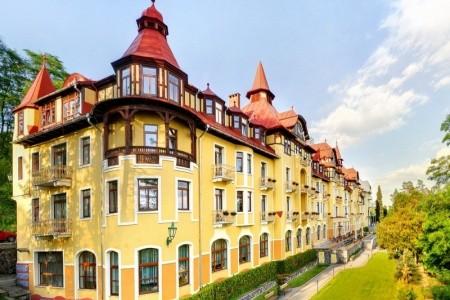 Grandhotel Praha - pobytové zájezdy