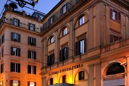 D´inghilterra - Itálie letecky z Vídně