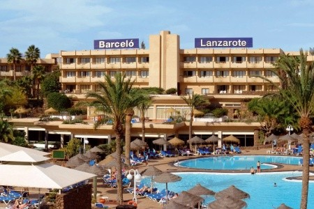 Occidental Lanzarote Mar - first minute