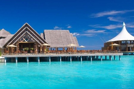 Baros Maldives Resort 5* - letecky