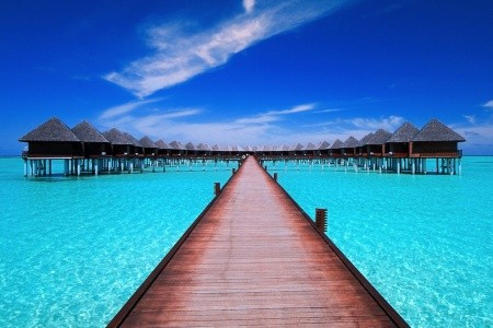 Olhuveli Beach & Spa Resort - hotel