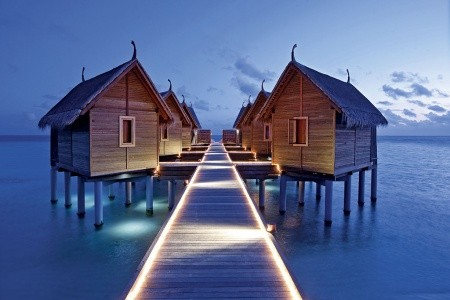 Constance Moofushi Resort s All Inclusive All Inclusive