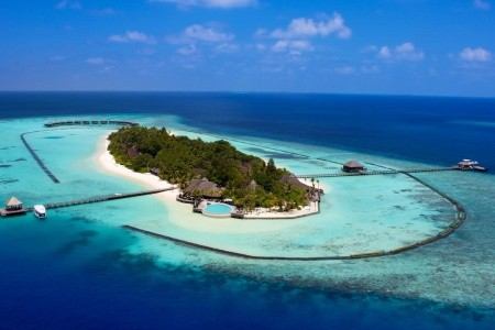 Komandoo Maldives Island Resort - Maledivy - First Minute - od Invia