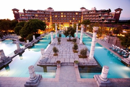 Xanadu Resort Hotel Belek - v březnu