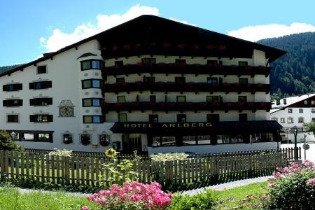 Hotel Arlberg Polopenze