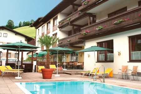 Saalbach, Hotel Panther ****s Bazénem, All Inclusive - Léto All Inclusive