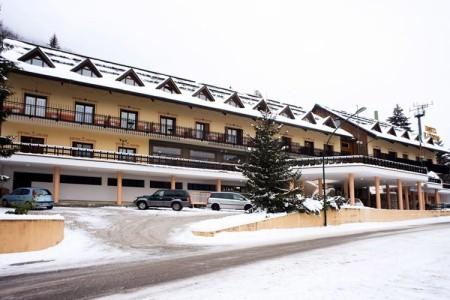 Hotel Il Cervo - v červnu
