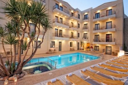Hotel Manos Maria Řecko Kréta last minute, dovolená, zájezdy 2018