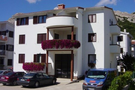 Apartmány Dragana - letní dovolená