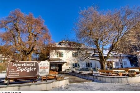 Sporthotel Spögler - Last Minute a dovolená