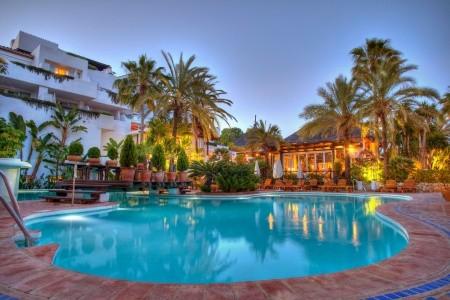 Puente Romano Beach Resort & Spa Marbella - zimní dovolená u moře