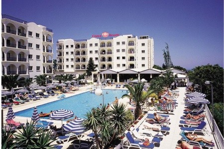 Crown Resort Elamaris Snídaně