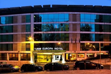 Turim Europa Snídaně