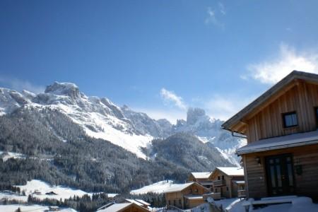 Chalety Alpendorf Bez stravy