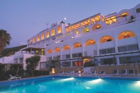 Istron Bay Hotel Řecko Kréta last minute, dovolená, zájezdy 2018