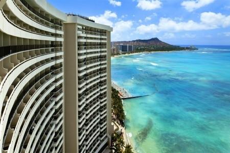 Sheraton Waikiki Bez stravy First Minute