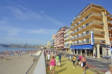 Hotel Marconi - u moře