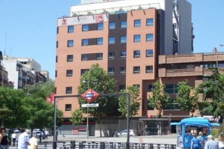 Ibis Madrid Centro Las Ventas Snídaně