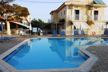 Apartmány Panagiotis I. A Ii., Řecko, Zakynthos