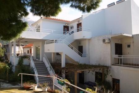 Apartmány Nadia