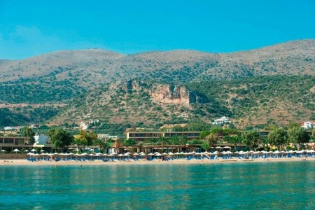 Kernos Beach Hotel - first minute