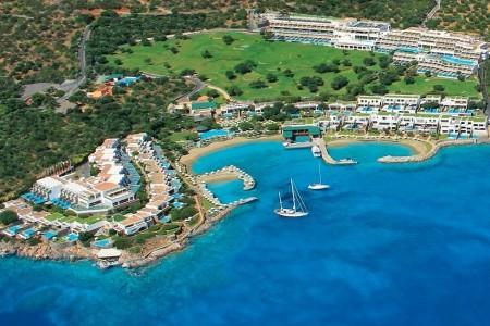 Porto Elounda Golf And Spa Resort Řecko Kréta last minute, dovolená, zájezdy 2018