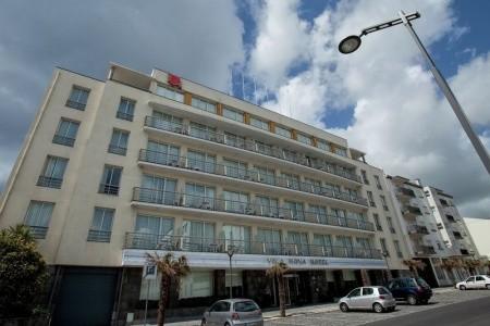 Vila Nova Hotel - Portugalsko  v dubnu
