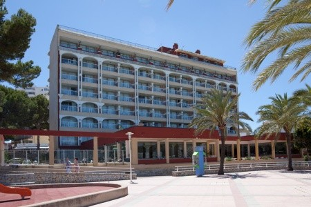 Hotel Comodoro Playa - letecky all inclusive