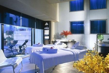 Ubytování Singapur