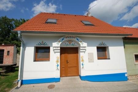 Chalupa Mutěnice, Česká republika, Jižní Morava