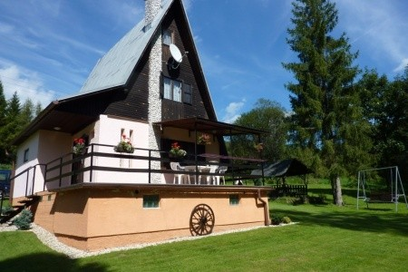 Chalupa Teplička, Slovensko, Slovenský Raj