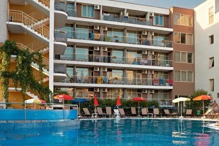 Hotel Kavkaz, Bulharsko, Slunečné Pobřeží