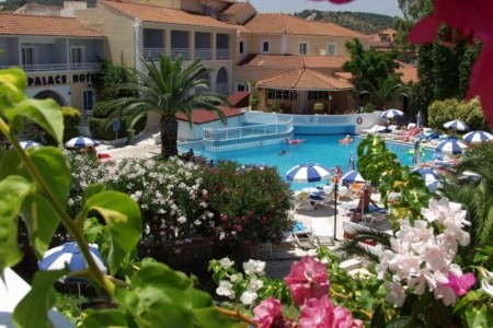 Hotel Diana Palace, Řecko, Zakynthos