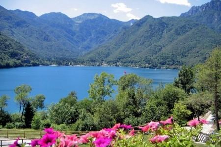 Itálie - Trentino / Residence Miralago