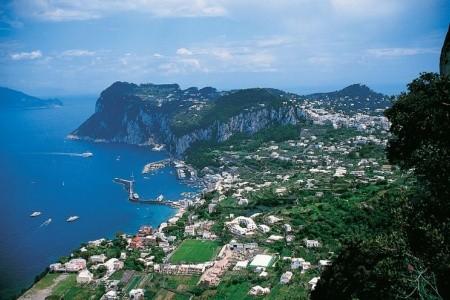 Itálie, Neapolský záliv - ubytování v hotelu - Last Minute a dovolená