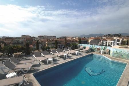 Hotel Best Western Cannes Riviera Snídaně