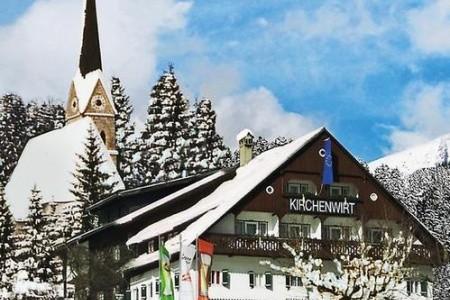 Gosau, Gasthof Kirchenwirt - Zima - Akce 4=3 - Last Minute a dovolená