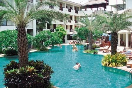 Sea Breeze Resort, Pattaya, Samed Cabana Resort, Ko Samet, Bangkok Palace Hotel, Bangkok
