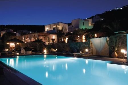 Apollonia Resort Snídaně