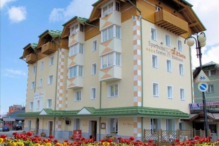 Sport Hotel Vittoria - v dubnu
